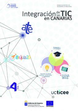 Folleto divulgativo sobre la Integración de las TIC en Canarias – 2019