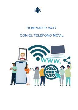 Manual Compartir Wi-Fi con teléfono móvil