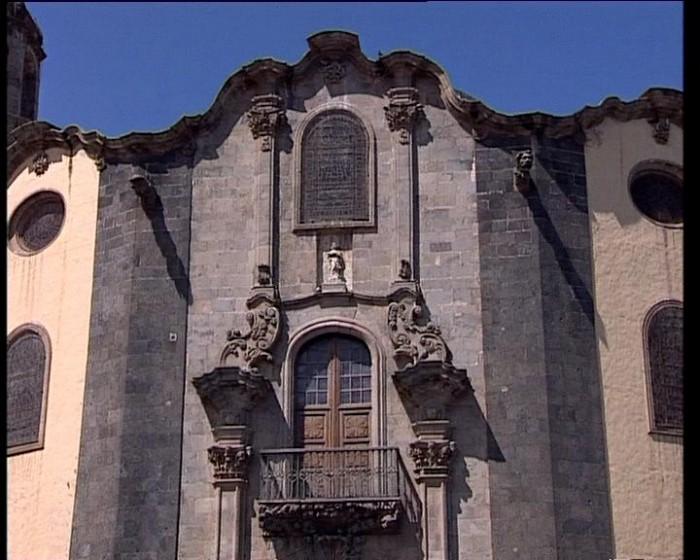 Iglesia de Nuestra Señora de la Concepción (Siglo XVIII - La Orotava - Tenerife)