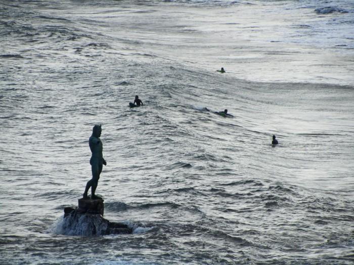 Escultura de Neptuno