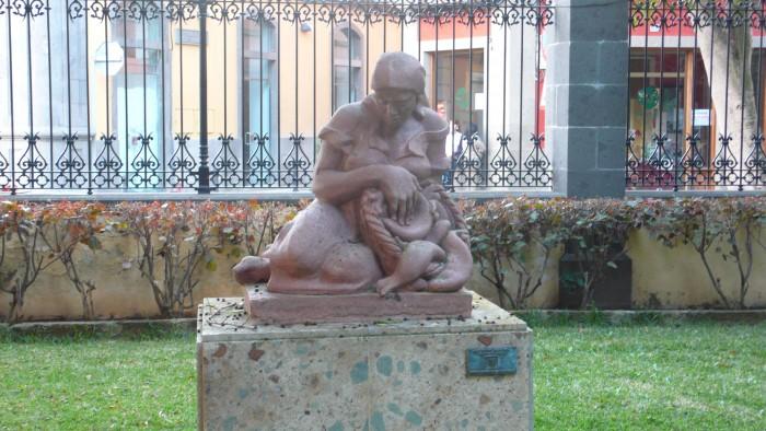 Escultura de Francisco Ramos