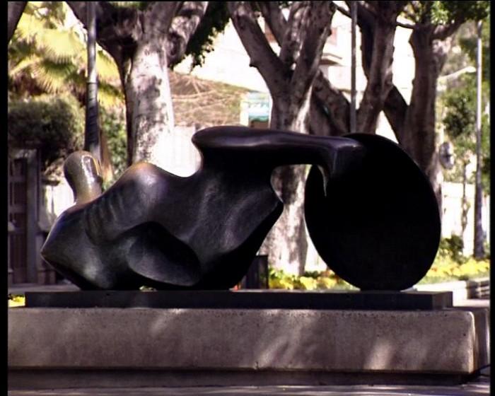 Escultura de Henry Moore