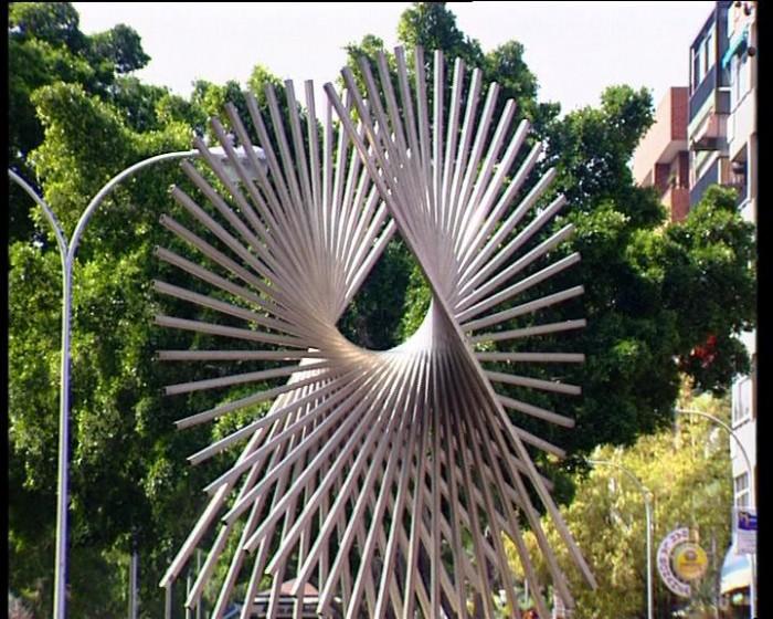 Escultura de Andreu Alfaro
