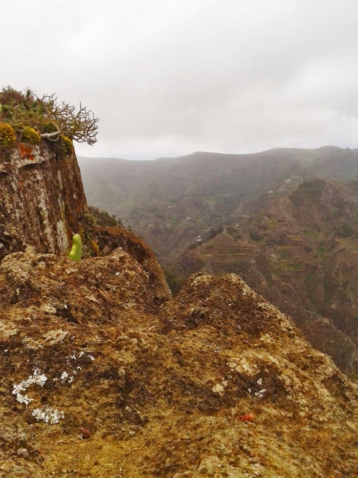 Cordillera de Anaga