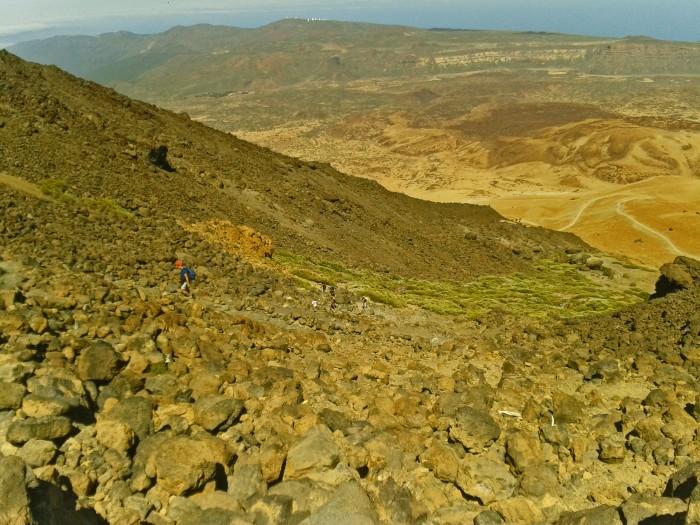 Faldas del Teide
