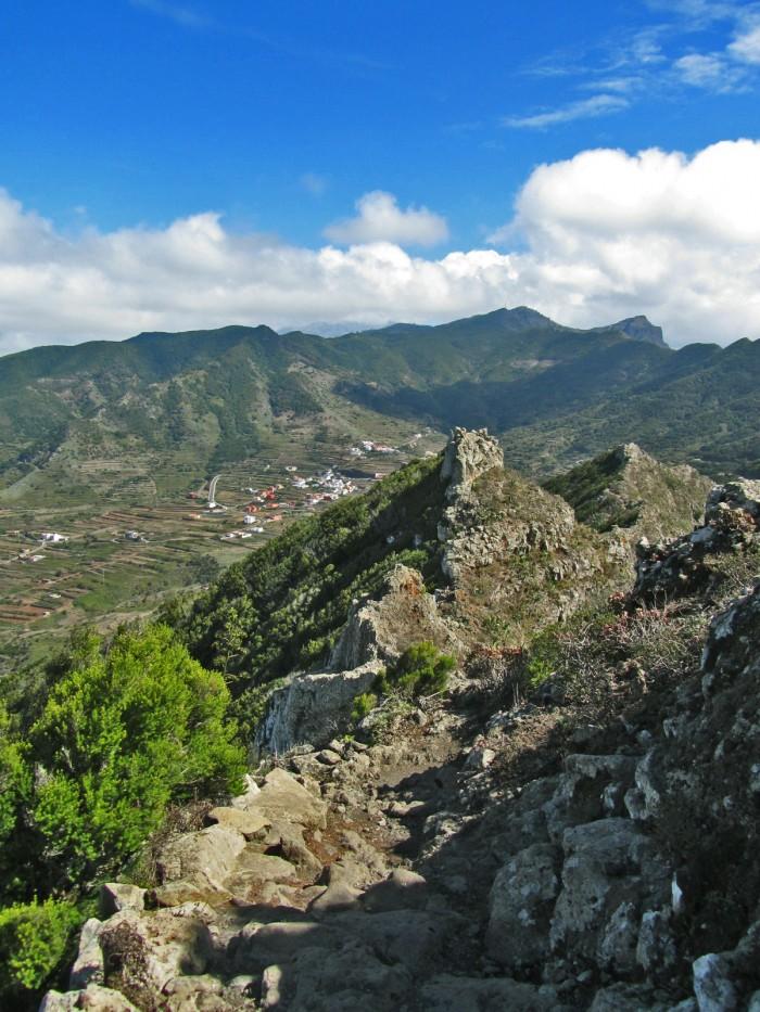 Cumbre y valle