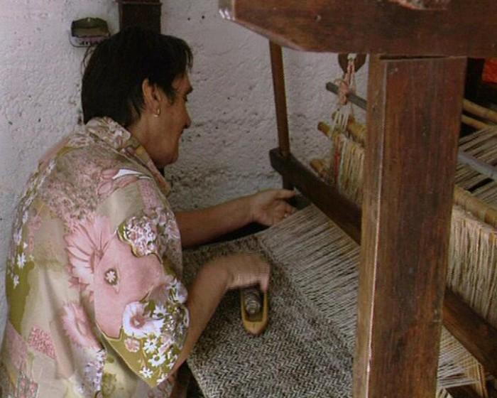 Telar tradicional