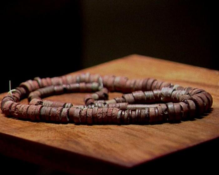 Collar aborigen canario