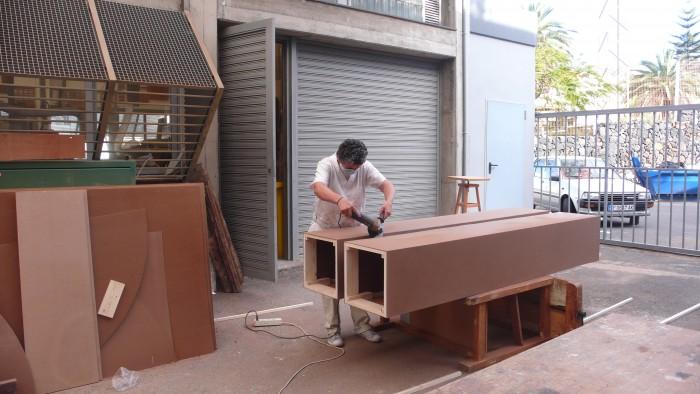 Taller de madera y muebles