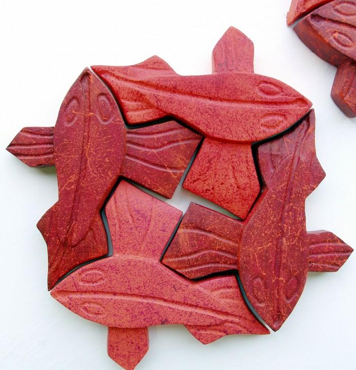 Módulos para mosaico