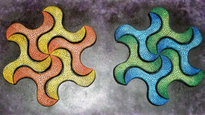 Mosaico modular