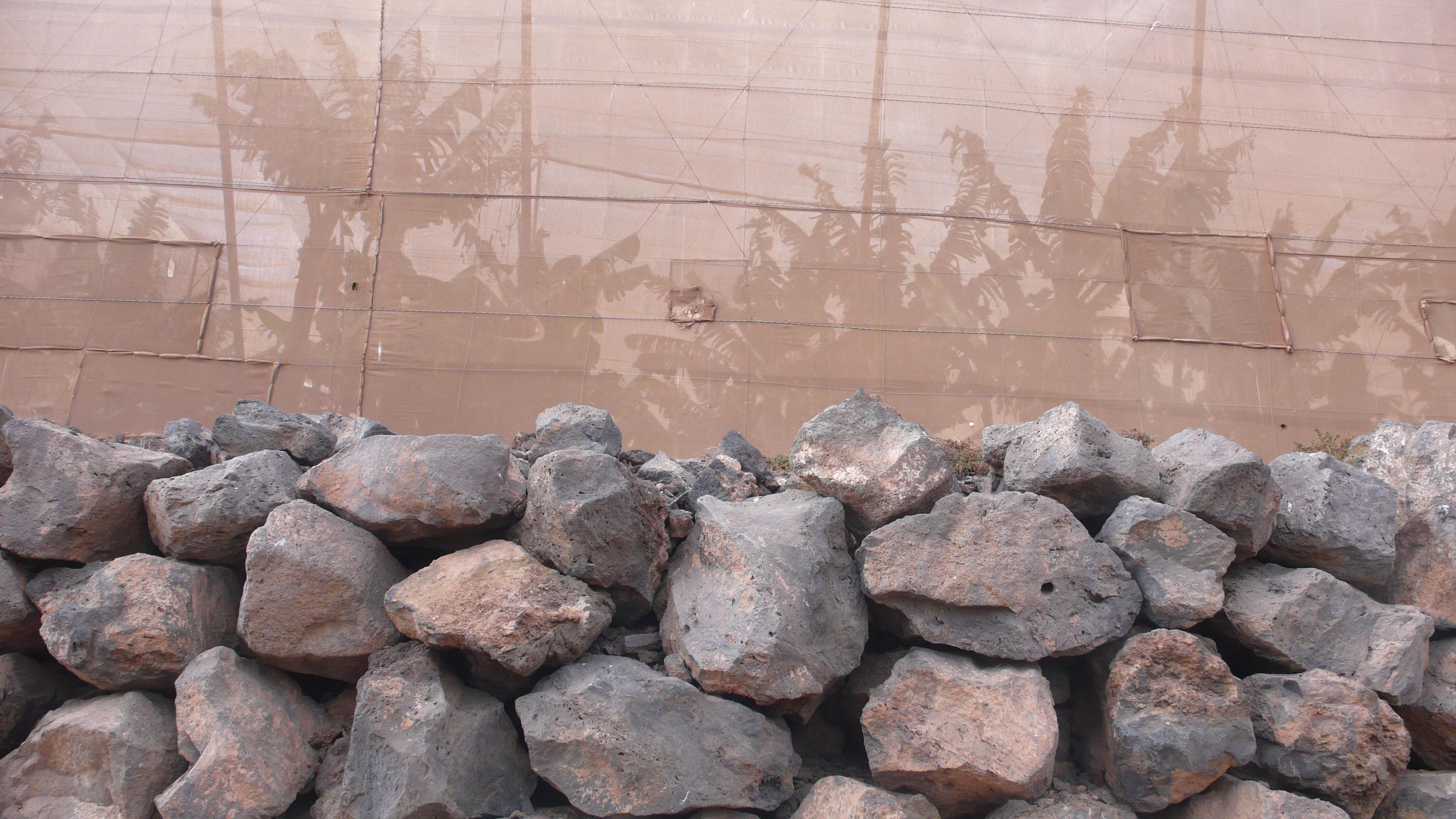 Muro de piedra Publicaciones de la Consejera
