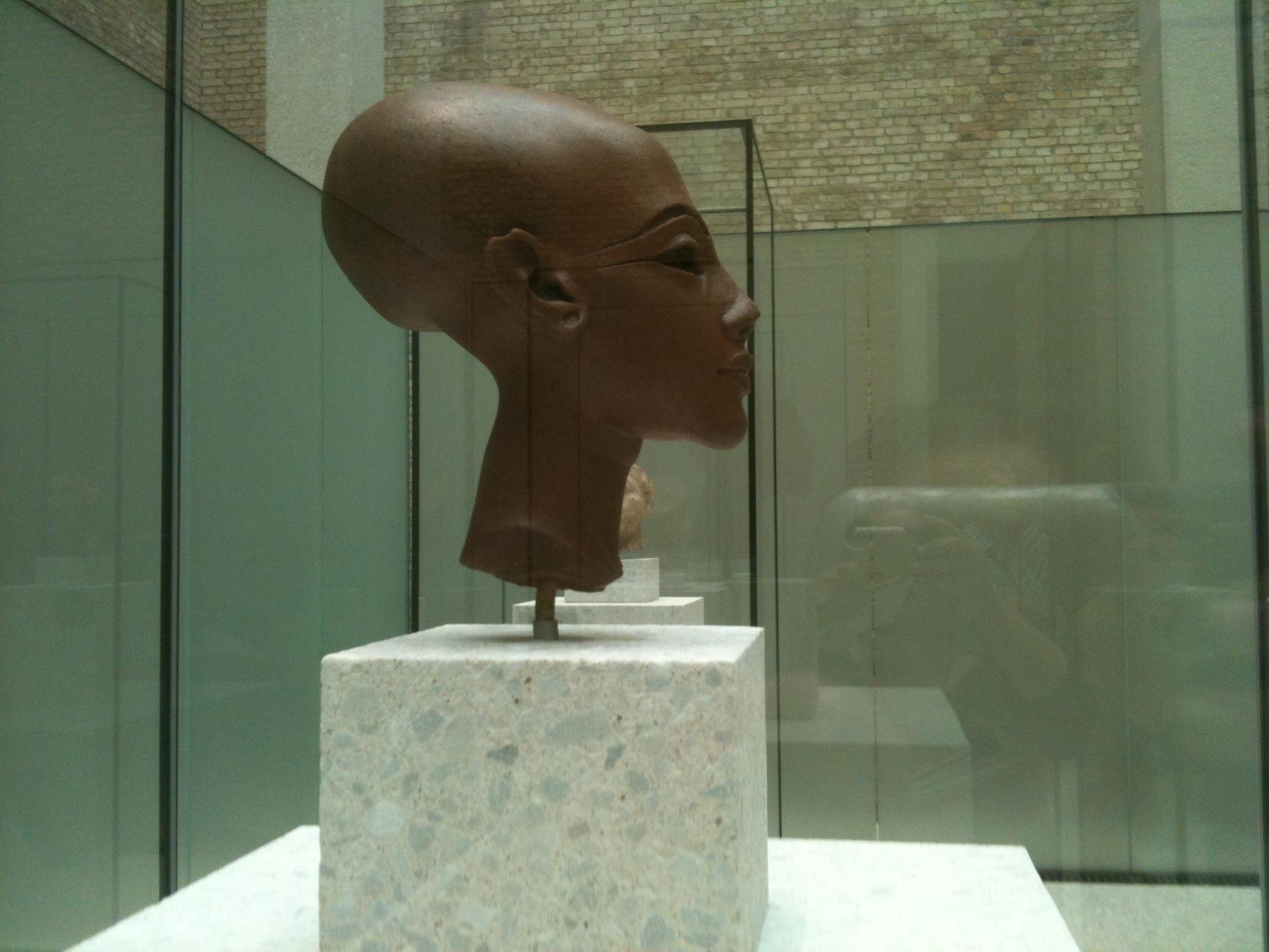 Busto Del Antiguo Egipto Publicaciones De La Consejer A # Muebles Egipcios