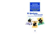 El Quijote en el Mundo. Propuesta didáctica y cuadernos de actividades.