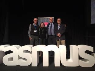 Un proyecto europeo coordinado por la Consejería de Educación obtiene el premio a la calidad Erasmus+
