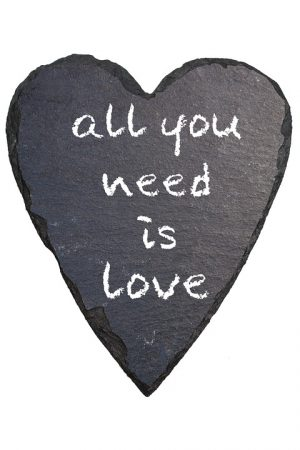 All you need is love and work