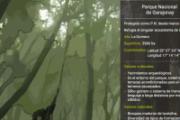 HTML5: Garajonay, el bosque del terciario