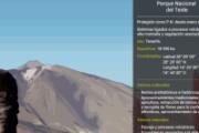 HTML5: Teide, el ecosistema del pico más alto de España