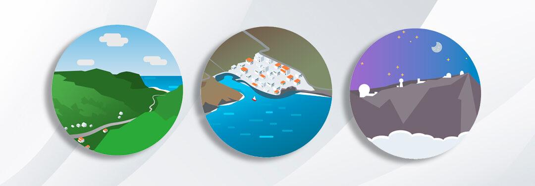 Canarias ilustrada