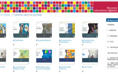 Repositorio de recursos educativos digitales