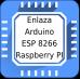 Proyecto Enlaza: IoT Programación y montaje de arduinos, esp8266 y Raspberry Pi