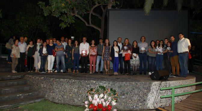 Agaete premia al mejor cine educativo realizado en las islas (Fotos y vídeos)