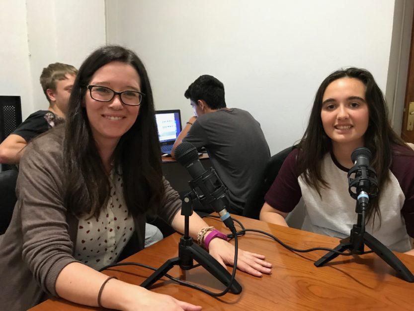 Hoy con Rocio: Nuestra profe de Italiano