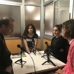El profe de la semana: D. Javier Mederos y dos de sus alumnas, nos cuentan sus experiencias en el taller de robótica