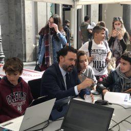 De Palique, I Encuentro de emisoras escolares de Canarias
