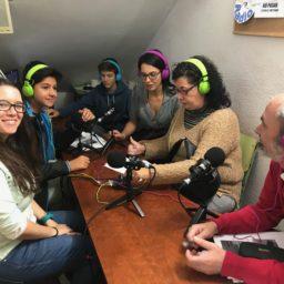 En este Nuevo Curso 2018/2019 Iniciamos la formación del nuevo profesorado incorporado al proyecto de radio