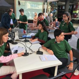 2º ENCUENTRO REGIONAL DE EMISORAS ESCOLARES DE CANARIAS: DE PALIQUE