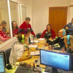 Investigando con Lito Mesa sobre política, radio y ética periodística