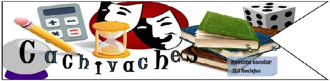 Revista escolar Cachivaches