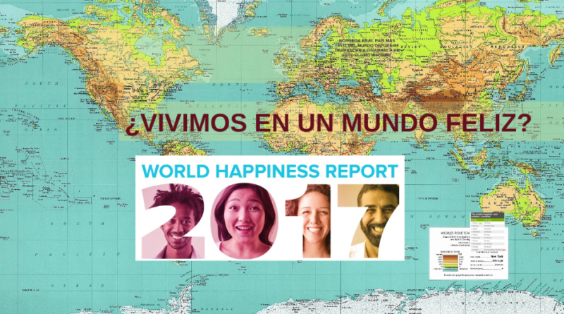 ¿Vivimos en un mundo feliz?