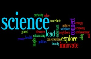 Science collage