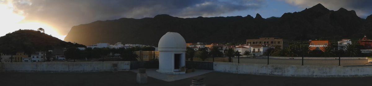 Observatorio Astronómico DAUTE EN EL UNIVERSO