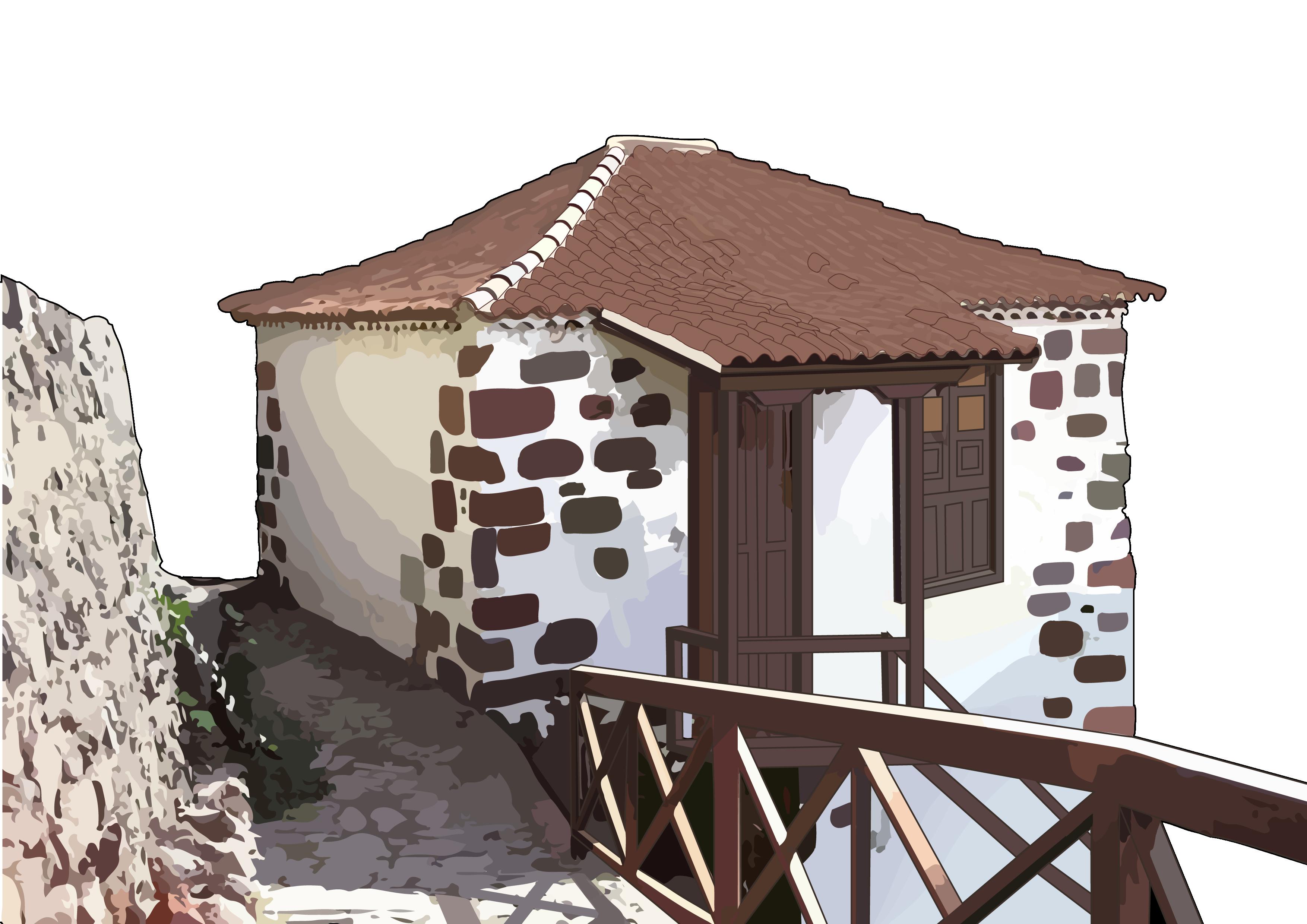 Casas de madera gran canaria free foto casa las palmas de - Casas de madera en gran canaria ...