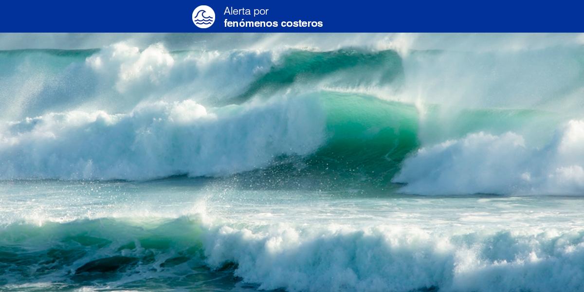 banner alerta fenómenos costeros