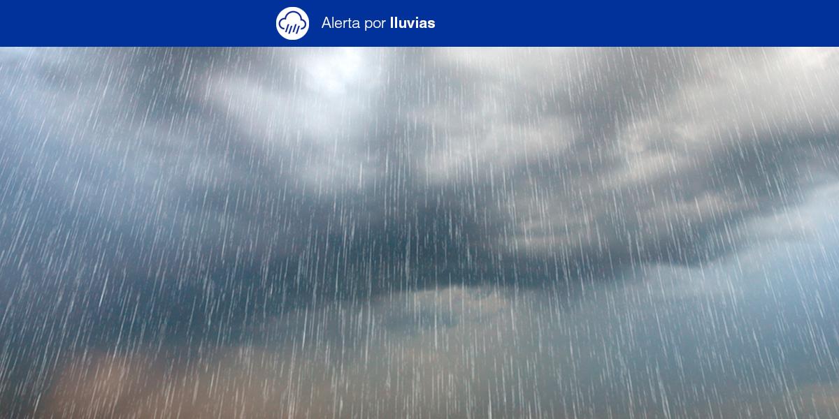 banner alerta lluvias