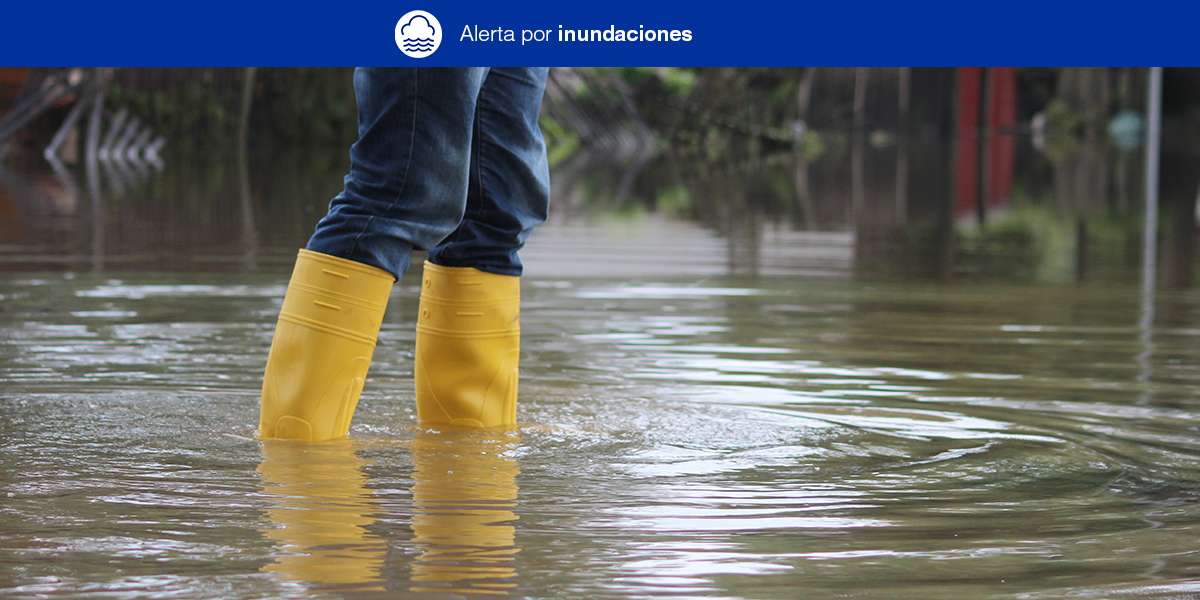 banner alerta inundaciones