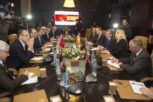 Clavijo ser reúne con el presidente de la Cámara de los Representantes.