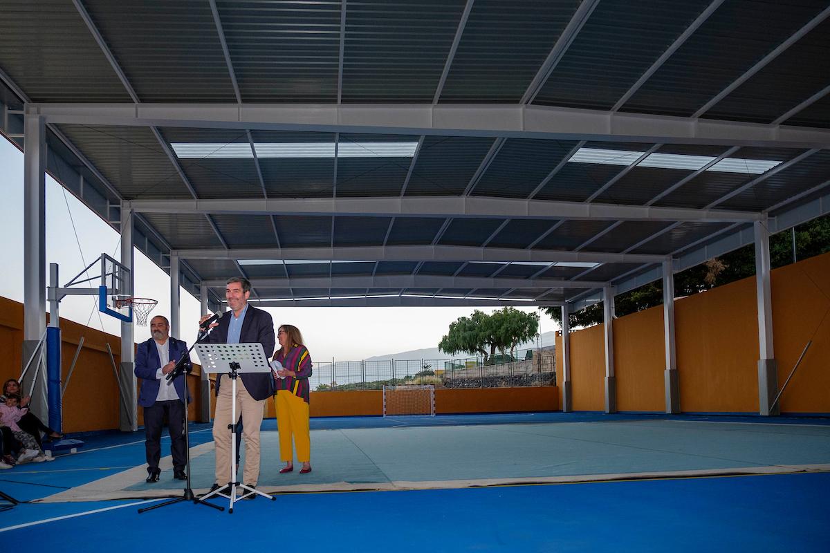 Instalaciones deportivas de los centros educativos
