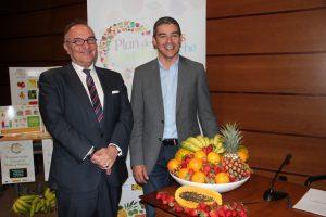 Presentación del Plan de Frutas y Verduras.