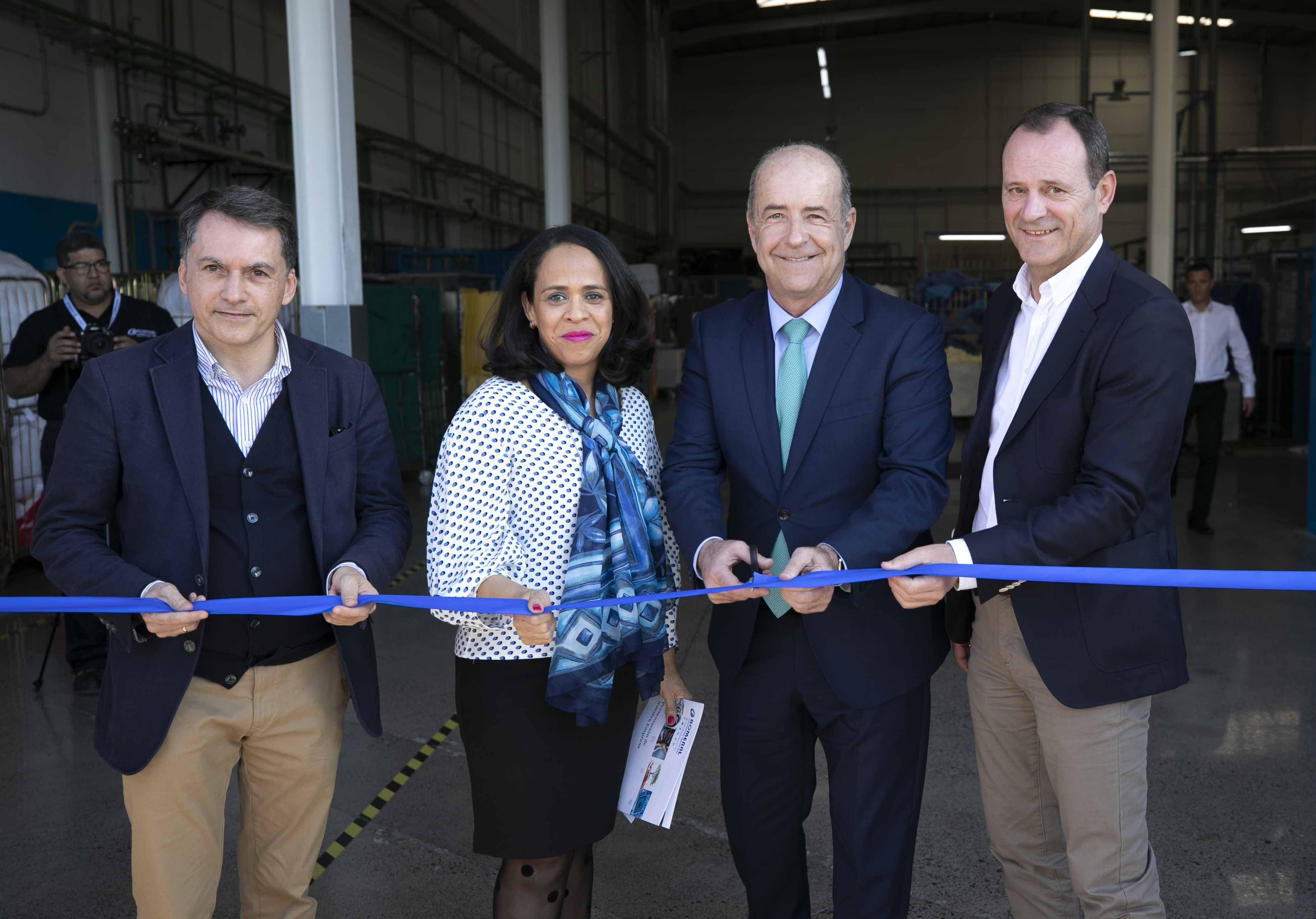 Inauguración instalaciones de Industria 4.0