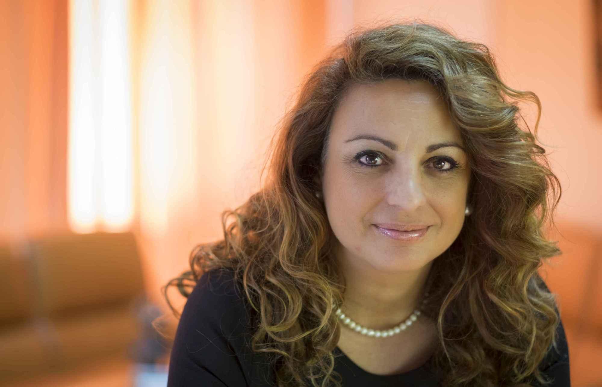 Cristina Valido, consejera de Empleo, Políticas Sociales y Vivienda del Gobierno de Canarias