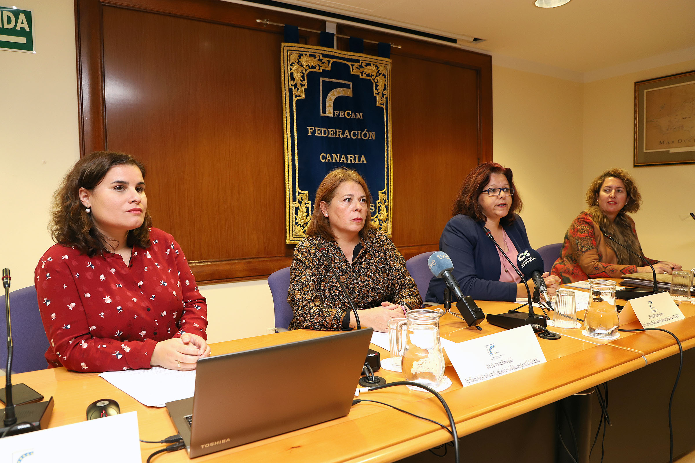 Presentación del Programa 'Servicio Responsable' de Prevención de Drogodependencias en Hostelería