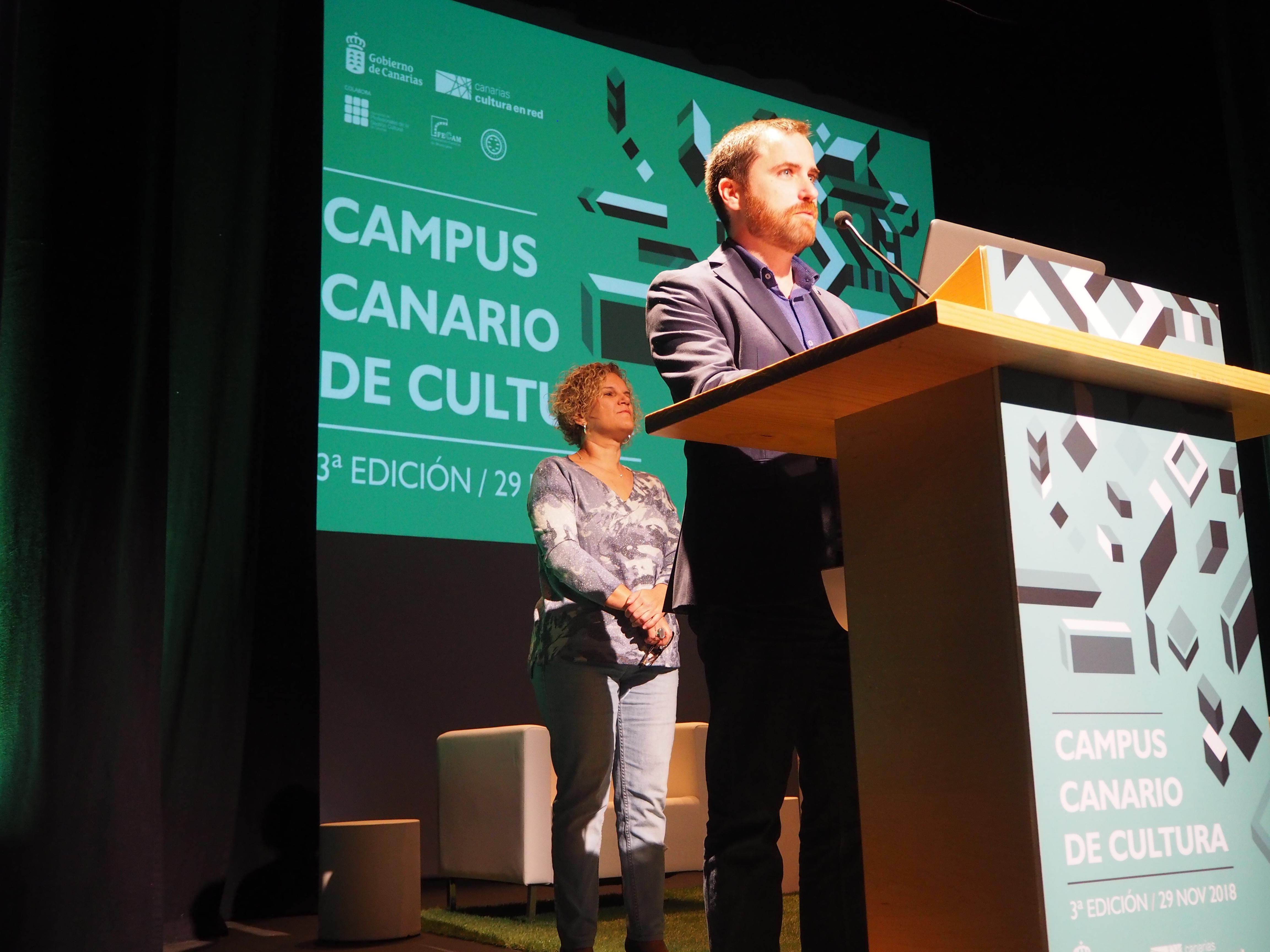 Isaac Castellano y Aurora Moreno