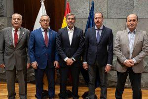 Acuerdo Gobierno de Canarias y COE