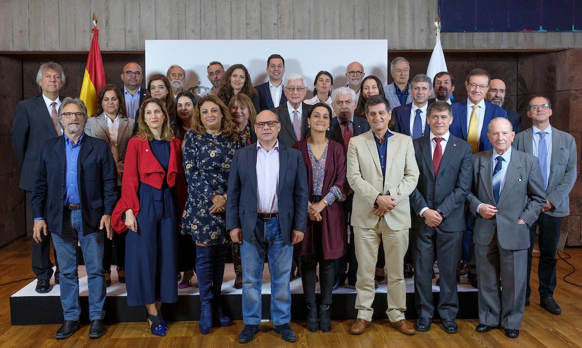 Jurados Premios Canarias 2019