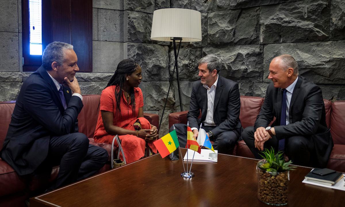 Canarias y Senegal afianzan las relaciones socioeconómicas